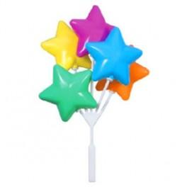 Star Balloon Cluster Picks