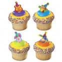 Pooh Party Cupcake Pics