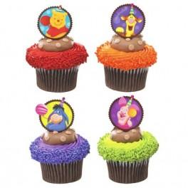 Winnie The Pooh Celebrate Cupcake Pics