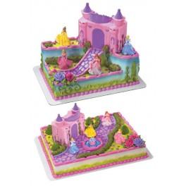 Disney Princess Castle Signature Cake