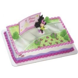Minnie Shopper Cake