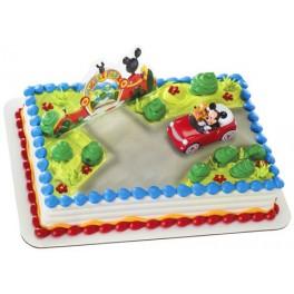 Mickey Friends & Pluto Car Topper