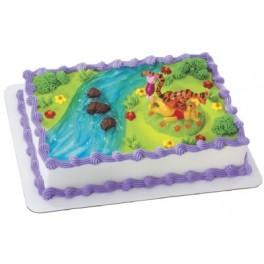 Pooh, Tigger & Piglet Fun Cake