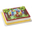 Winnie The Pooh Magic Balloon Cake