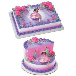 Barbie AFR Perennial Ballerina Topper