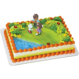 Dora & Friends Cake