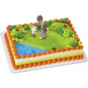 Dora & Friends Topper
