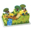 Dora & Diego Safari Party Signature Topper