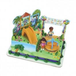 Dora Playtime Signature Topper