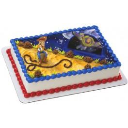 Toy Story Woody & Buzz Cake