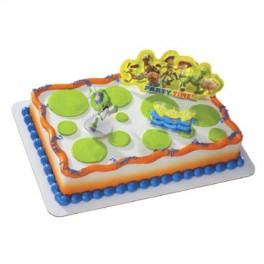Buzz & Aliens Cake
