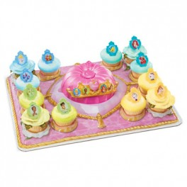 Disney Princess Signature Cupcake Platter