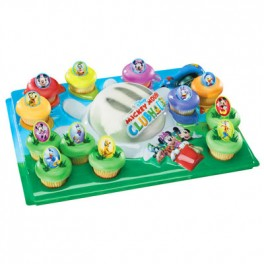 Mickey Mouse Signature Cupcake Platter