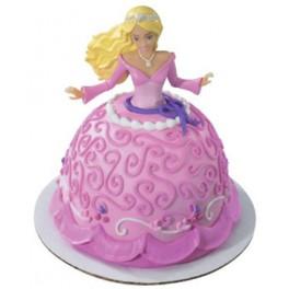 Barbie Perennial Petite Topper