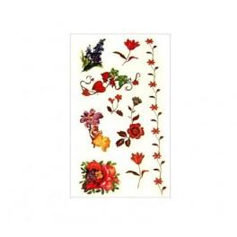 Flowers Tattoo A19