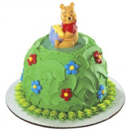 Pooh Picnic Petite Topper