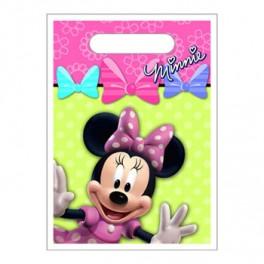Minnie Bows Treat Bags