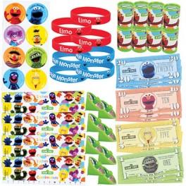 Sesame Street Value Pack