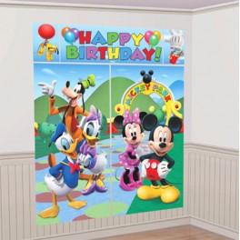 Mickey & Friends Scene Setter