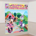Minnie & Daisy Scene Setter
