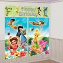 Tinker Bell & Fairies Scene Setter