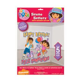 Dora & Diego Scene Setter