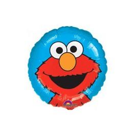 """9"""" Elmo Portrait Air-Filled Balloon"""