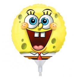 "9"" SpongeBob Air-Filled Balloon"