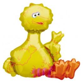 """14"""" Sesame Street Big Bird Air-Filled Balloon"""