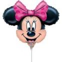 """14"""" Minnie Head Air-Filled Balloon"""