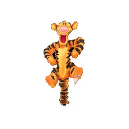 "14"" Tigger Air-Filled Balloon"