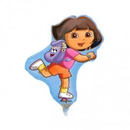 """14"""" Dora Exploring Air-Filled Balloon"""