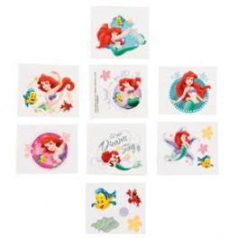 Disney Ariel Tattoos