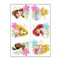 Disney Fanciful Princesses Tattoos