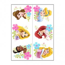 Disney Fanciful Princesses Tattoos