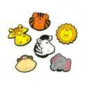 Safari Animal Buttons
