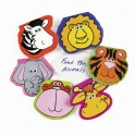 Wiggly-Eyes Animal Notepads