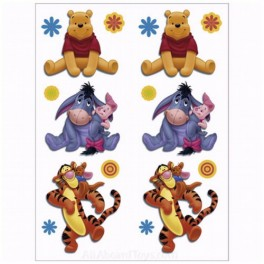 Pooh & Friends Tattoos