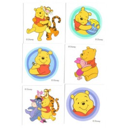 Pooh & Friends 2 Tattoos