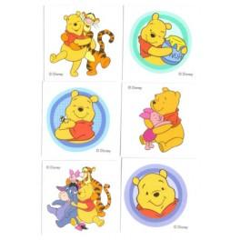 Pooh & Friends 2 Tattoos