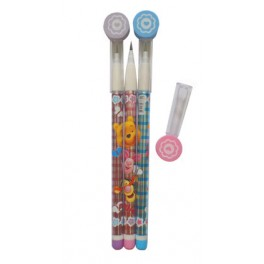 Pooh & Friends Stacking Pencils