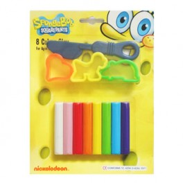 Spongebob Clay Set