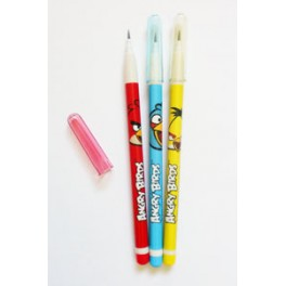 Angry Birds Stacking Pencils 2