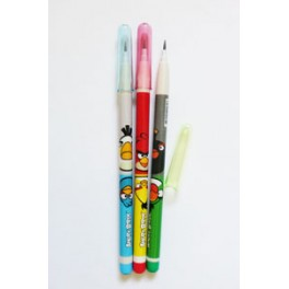 Angry Birds Stacking Pencils 3
