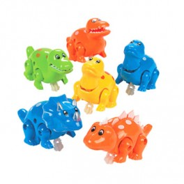 Press & Go Dinosaurs