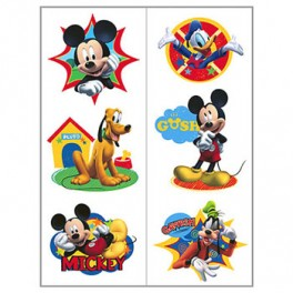 Mickey Fun & Friends Tattoos
