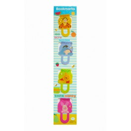 Pooh & Friends Bookmarks