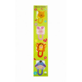 Pooh & Friends Bookmarks 2