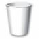7oz White Plastic Cups