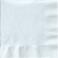 6 Inch White Napkins
